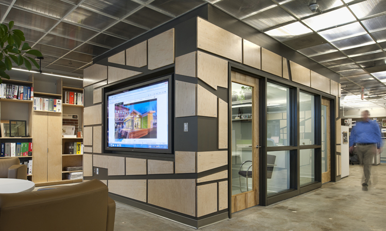 Perkins+Will Closed Office